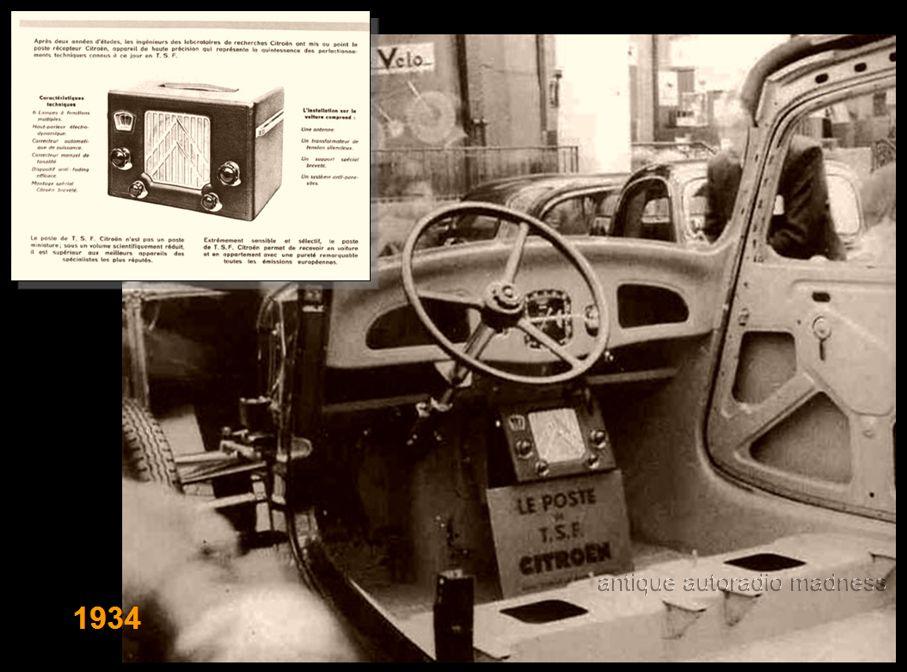 Tsf citroen 1934 for Offre d emploi salon de l auto geneve