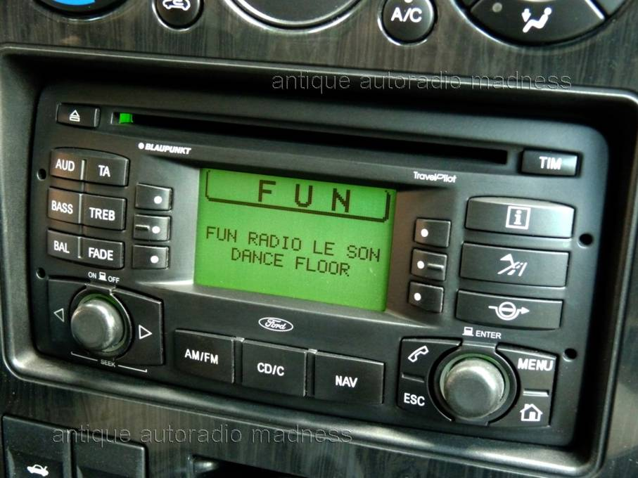 Car Stereo Ford Focus