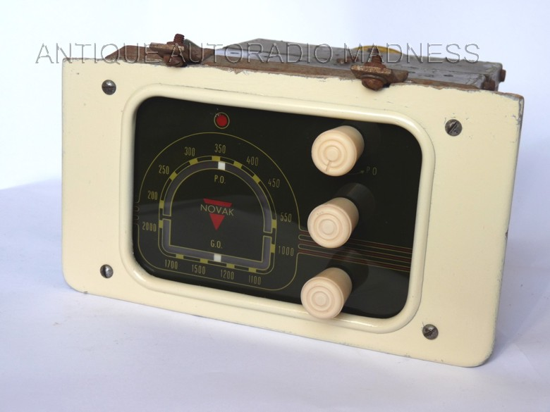 autoradio collection novak 1950