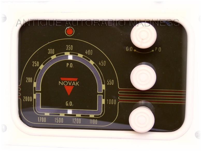 autoradio pour renault 4cv 1950