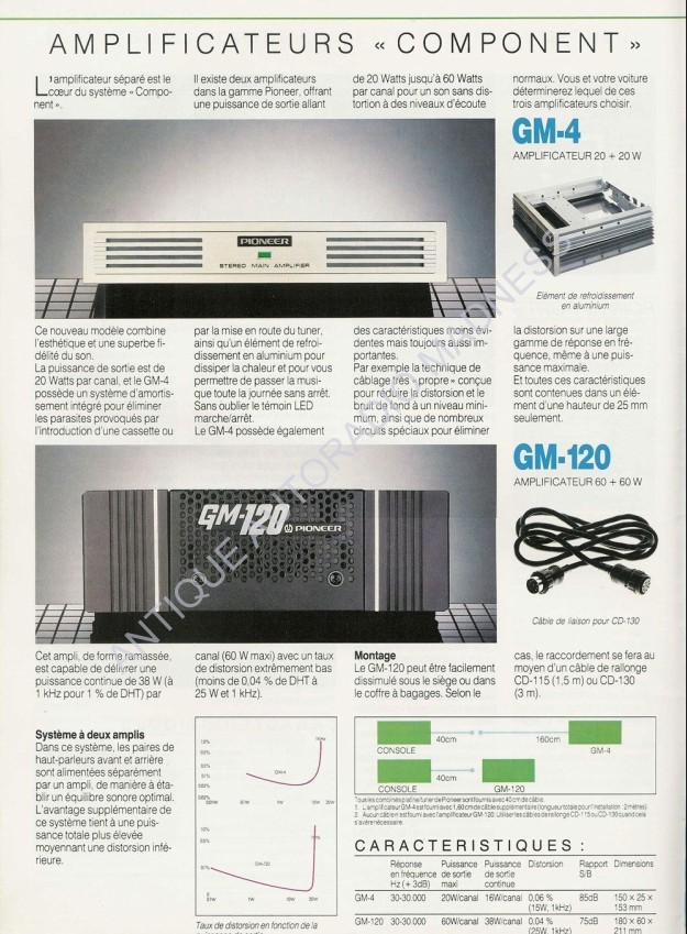 Catalogue pioneer 1983 - Www simplymarket fr catalogue ...