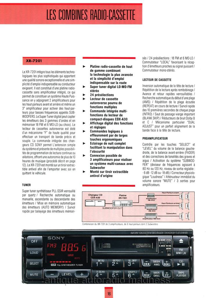 Becker Car Radio Wiring Diagram : Becker car radio stereo audio wiring diagram autoradio